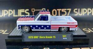 M2 2020 O'Reilly's LOOSE 1976 GMC SIERRA GRANDE 15 Freedom Machine Squarebody