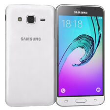 Samsung Galaxy Express Prime- 16GB - White (AT&T) Smartphone Very Good Condition