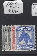 GILBERT AND ELLICE ISLANDS (P1804B)  TREE SG 8-11   MOG