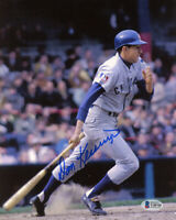DON KESSINGER SIGNED AUTOGRAPHED 8x10 PHOTO CHICAGO CUBS LEGEND BECKETT BAS