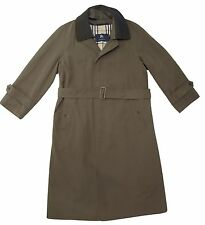 BURBERRY LONDON Men's Coat/Jacket W. Removable Lining & Collar