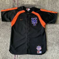 Nike Mlb New York Mets David Wright Baseball Jersey Youth Large