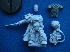 40K Space Marine Captain Commander Master Of The Chapter *New* (P4)