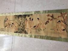 ancient painting shunga artistic erotic viusal painting scrolls 11