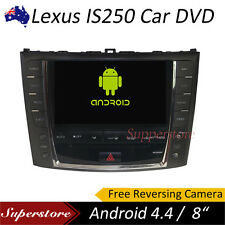 "8"" Android Car DVD GPS Player Navi Head unit For Lexus IS200 IS250 IS300 IS350"