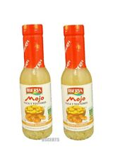 2 Pack Of Iberia Mojo For Yuca And For Tostones Spanish Marinade 10 Fluid Ounces