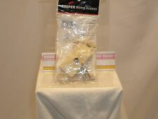 COOPER 2162V IVORY FLUSH MOUNT VIDEO JACK NEW IN ORIGINAL PACKAGING