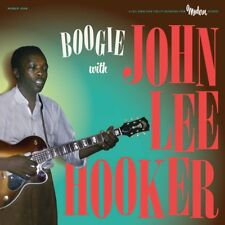 John Lee Hooker ( vinyl LP ) Boogie With John Lee Hooker - Blues LP - New Sealed