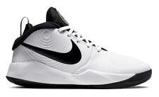 NIKE TEAM HUSTLE D9 GS scarpe uomo ragazzo donna basket running pelle sneakers