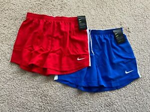 NEW Nike Dry womens soccer shorts