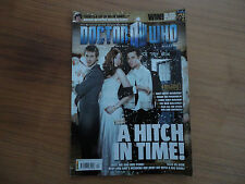 Doctor Who Magazine. Issue# 424. A Hitch in Time. Aug 2010