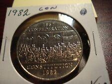 1982 - Confed - Canada $1 - Canadian dollar