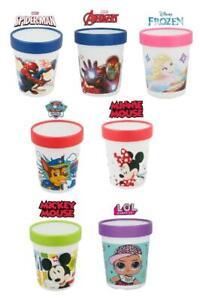 New Design Kids Character Bicolor Premium Drinking Tumbler Cup - 250ML