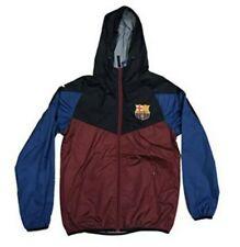 FC Barcelona Jacket  Windbreaker Official License Soccer new season Boys XL