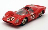 Brumm 1/43 Scale Model Car SM41 - 1967 Ferrari 330 P4 - #23 Red