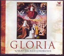 Gloria - Great Sacred Choruses -  Reader's Digest  3 CD Box  ( Booklet in engl.)