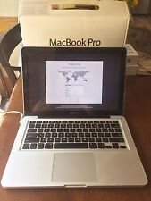 "Apple MacBook Pro 13.3"" Mid 2010-Customized 16GB RAM (USED) (PLEASE READ DESC)"