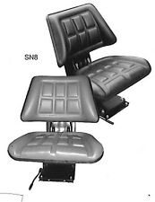 SEAT FOR TRACTOR, BOBCAT, FORKLIFT, MACHINERY  GSSN8