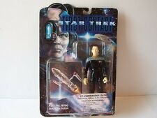 Star Trek First Contact Lt. Commander Data Action Figure Playmates Mib 1996