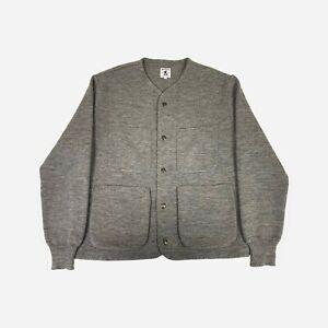 Arpenteur Wool Cardigan, Size L
