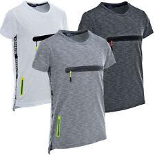 Gestreifte Jungen-T-Shirts, - Poloshirts 128 Größe