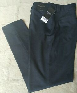 BNWT NEXT Tailoring Ladies Skinny Trousers Size 12L NEW Cost £28