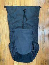 "Palante V2 18"" Ultralight Backpack in 100% Gridstop - RARE"