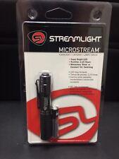 Streamlight Microstream Led-Del Flashlight W/C4 Led #66318