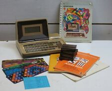 Mattel The Children's Discovery System 1980 Working VTG Computer No. 1605 (E9)