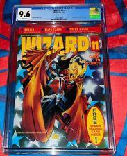 Wizard #11 CGC 9.8  🔥🔥 Todd McFarlane Spawn 1992