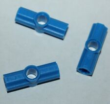 Lego Technic blue Angle Connector #2 ref 32034 /set 8435 7785 10143 4957 8437