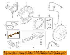 GM OEM Brake-Rear-Caliper Hardware Kit 23157701