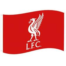 Liverpool Fc 5X3' Massive Large Supporters Flag Body Banner Sign 5ft x 3ft