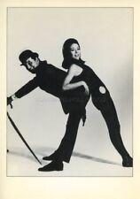 PATRICK MacNEE DIANA RIGG THE AVENGERS  1961 -1969 VINTAGE PHOTO R80 #7