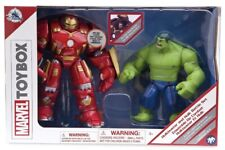 Disney Marvel Toybox Hulkbuster & Hulk Exclusive Action Figure 2-Pack Battle Set