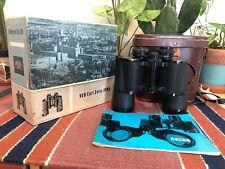 Carl Zeiss Jena Dekarem 10x50 Binoculars w/Original Case and Box