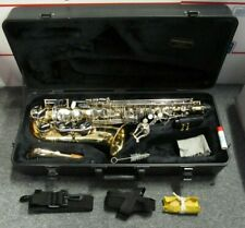 Selmer Aristocrat AS600 Alto Student Sax Saxophone w/ Case - Tested
