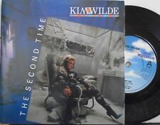 "KIM WILDE ~ The Second Time ~ 7"" Single PS"