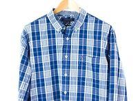 Tommy Hilfiger Hommes Coupe Classique Carreaux Chemise Décontractée Taille XL