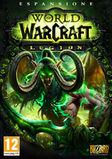 World of Warcraft Legion WOW espansione PC It Import ACTIVISION Blizzard