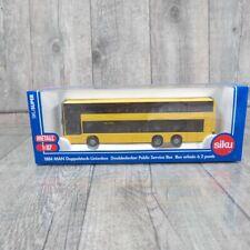 SIKU 1884 - 1:87 - MAN Doppelstock Linienbus - OVP - #T29443