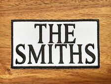 The Smiths Patch Sew On Iron Embroidered Music Badge Logo Rock