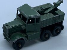 LESNEY MATCHBOX No. 64 SCAMMELL BREAKDOWN ARMY TOW TRUCK