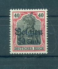 BELGIUM - GERMAN OCCUPATION 1914/18 Mi. 20 50C