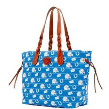 LtdEd! NEW DOONEY & BOURKE NFL INDIANAPOLIS COLTS SHOPPER TOTE PURSE HANDBAG NWT