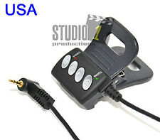 Lanc Remote Controller for Sony Camcorders and Canon Video Cameras - USA Seller