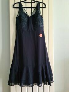 Stunning Chi Chi Alorah Dress ~ Party ~ Wedding ~ Size 14 ~ NWT