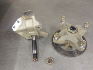 Can-Am Bombardier DS650 Front Right Hub Knuckle Spindle
