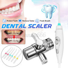 Water Dental Flosser Tooth Oral Jet Floss Teeth Irrigator Cleaning Machine Set