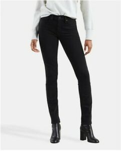 NEW Levis 311 Shaping Skinny Black Stretch Women's Jeans W30 L32 RRP £70